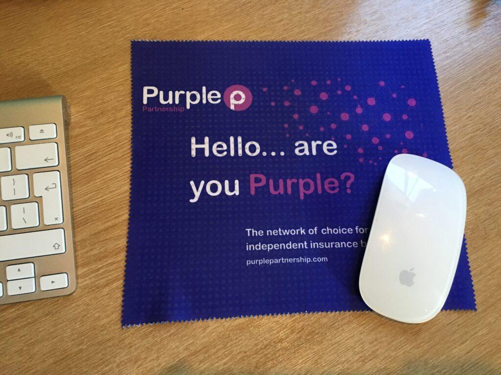 Purple Partnership